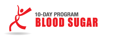Blood Sugar 10 Day Program Logo