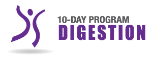 Digestion 10 Day Program Logo