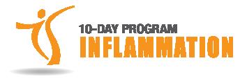 Inflammation 10 Day Program Logo