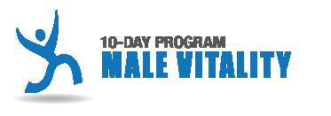 Male Vitality 10 Day Program Logo
